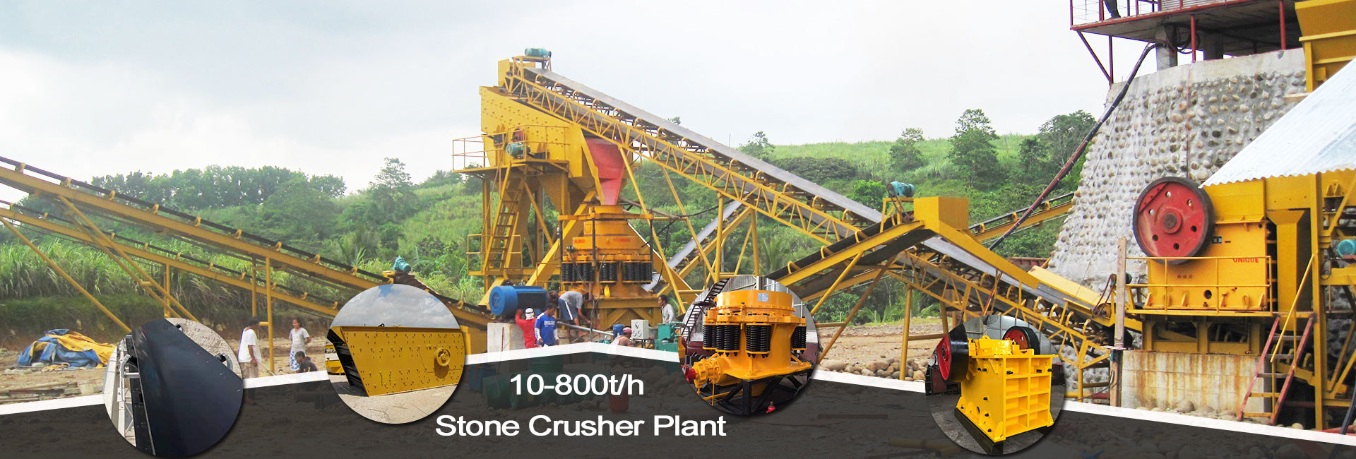 http://www.sinounique.com/product/list-2-stone-crushing-plant.html