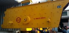 Delivery 3YK1225 Vibrating Screen to the Philippine