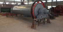 Exported a Ball Mill to Australia