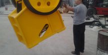 PE250*400 Jaw Crusher to Myanmar