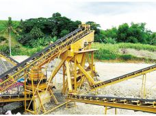 Stone Crushing Plant 40-60 T/H