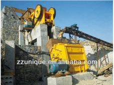 Stone Crushing Plant 150-180 t/h