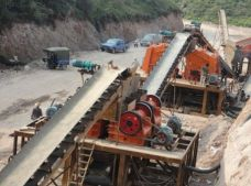 Stone Crushing Plant 300-350 t/h