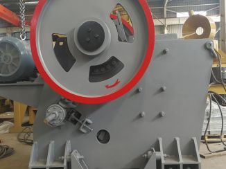 PEW Series Europe Version Jaw Crusher