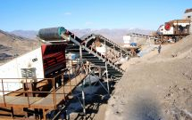 150T/H Stone Crushing Plant Had Successful Test Run in Uzbekistan