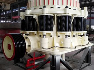 Cone Crusher for Sand Making